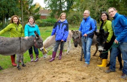 Foto: t&w Boltersen Eselcoaching für Führungskräfte Führungskräftecoaching